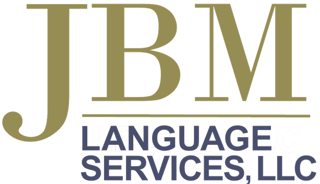 JBM Language Services logo